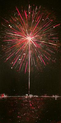 skyline fireworks Set A Teil 1 - 50 x 100 cm 2016