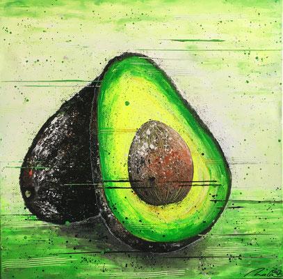 Avocado - 80 x 80 cm - verkauft