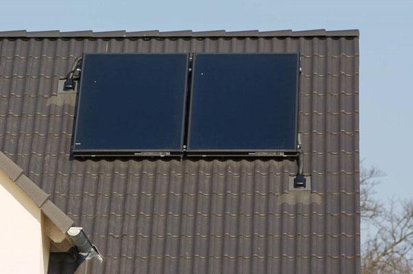 5 m² Solarkollektor