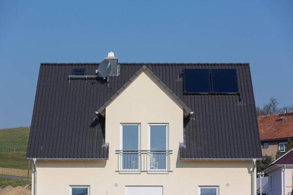 5 m² Solarkollektoranlage