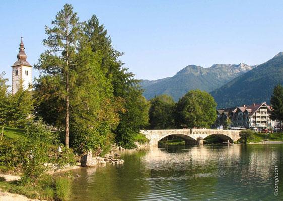 Bled - Lac de Bohinj