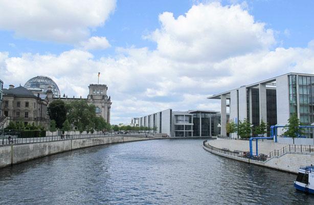 Autour du Reichstag