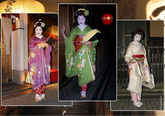 Geishas à Tokyo