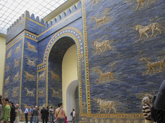 Musée Perganom - La porte d'Ishtar