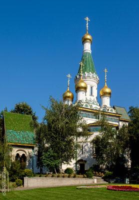 Sofia - Eglise Russe