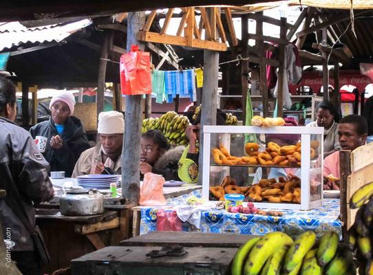 Marché Antsirabe