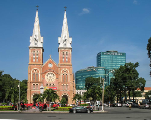 Cathédrale - Saigon