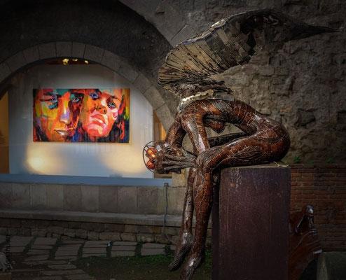 Bari Gotic - L'ange déchu