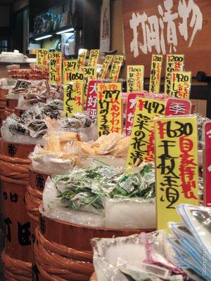 Marché de Tokyo