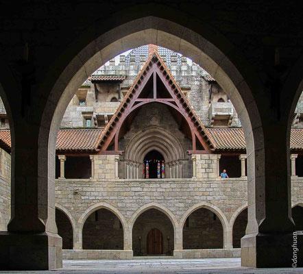 Guimaraes - Palais des Ducs