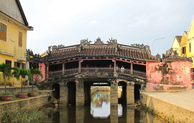 Pont japonais - Hoi An