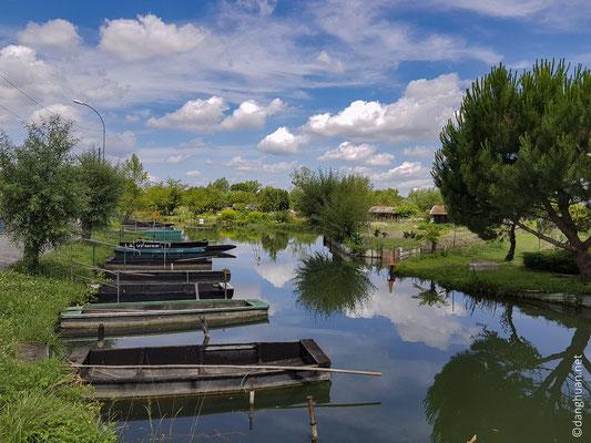 Les marais de Bourges : 135 hectares de verdure à quelques minutes de la cathédrale