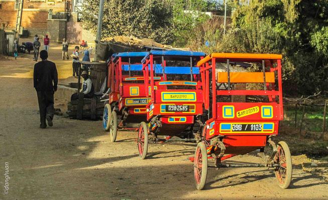 Dans les rues d'Antsirabe