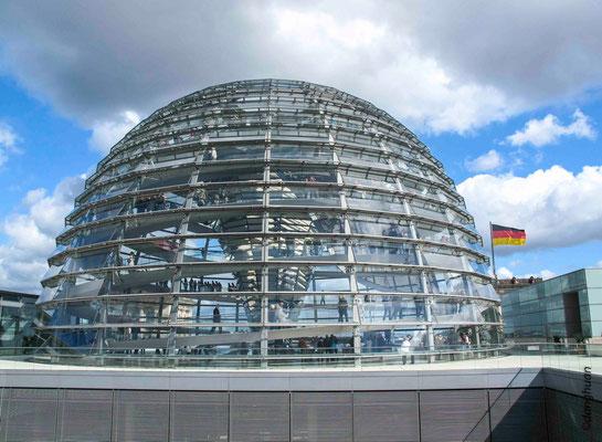 le Dôme du Reichstag