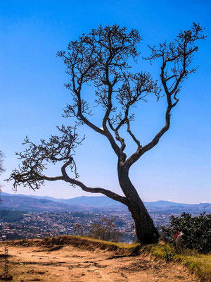 sur les hauteurs de Fianarantsoa