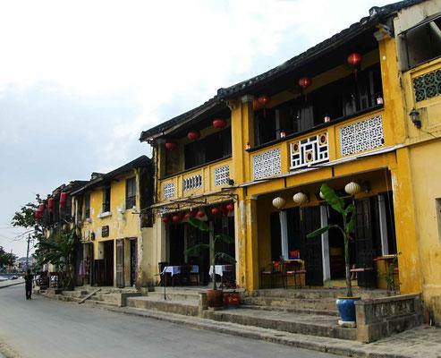 Maisons traditionnelles - Hoi An