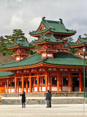 Sanctuaire Heian