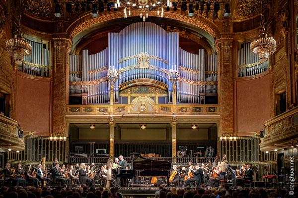 Concerto N°2 en Fa mineur de Chopin op.21 (piano : Gyöngyösi Ivett)