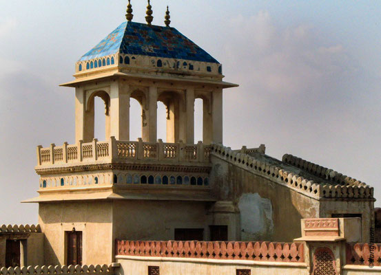 Bikaner - Fort de Junnagarh