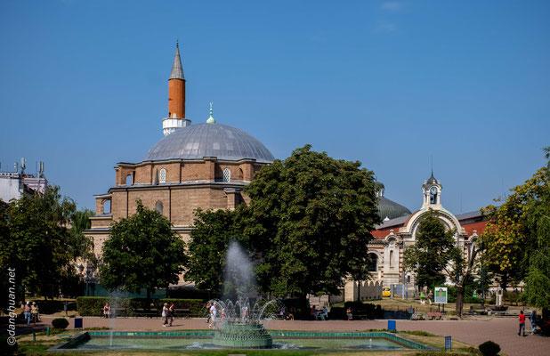 Sofia - la Grande Mosquée