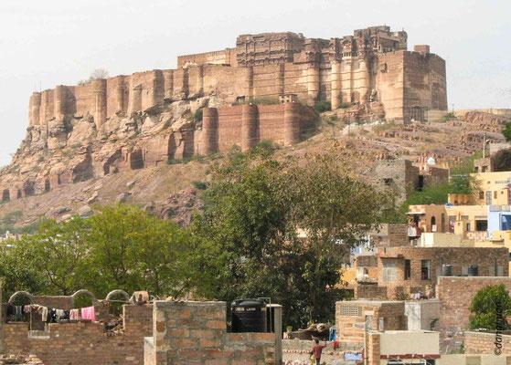 Jodhpur - Fort Mehrangarh