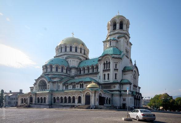 Sofia-cathédrale orthodoxe St-Alexandre-Nevski