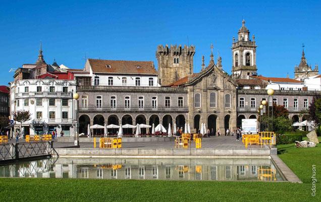 Braga - Praça de Republica