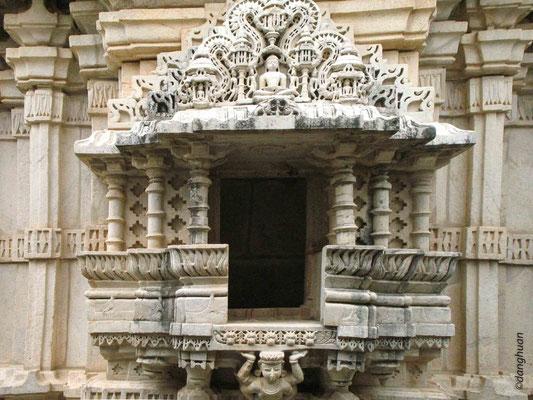 Temple Jain d'Adinath