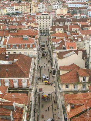 Centre ville Lisbonne