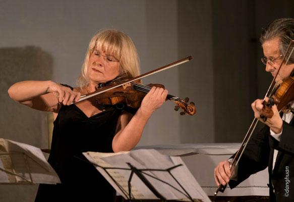 Bernard Le Monnier et Beata Halska Le Monnier en duo : Célébration Hassidique