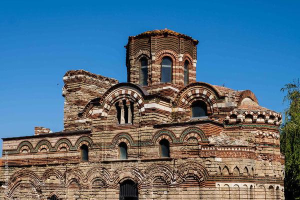 Nessebar - Eglise du Christ Panthocrator