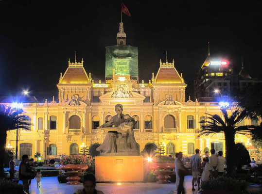 Hotel de ville Saigon