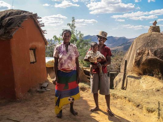 Habitants  du parc national d'Andringitra
