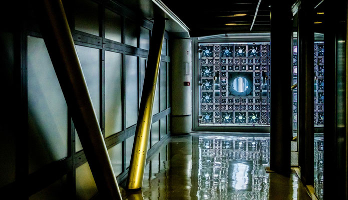 Institut du Monde Arabe (Paris) - (Jean Nouvel et Architecture-Studio)
