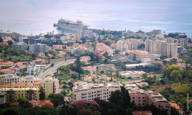 Funchal - le vieux centre