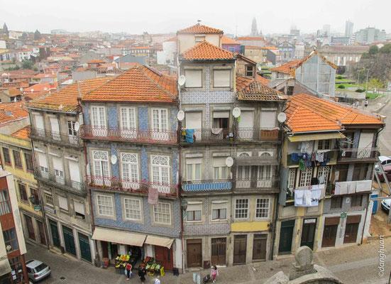 Porto - autour de la cathédrale