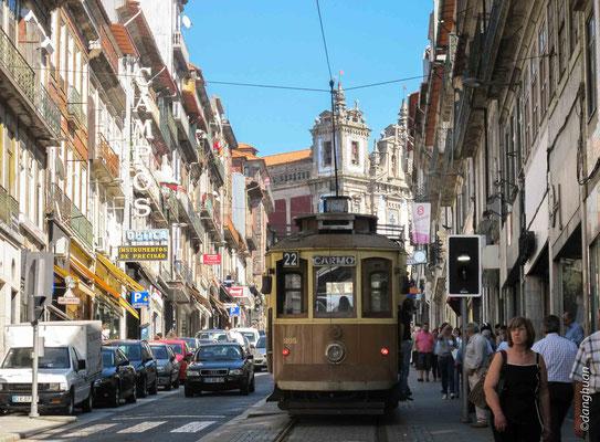 Porto - tramway