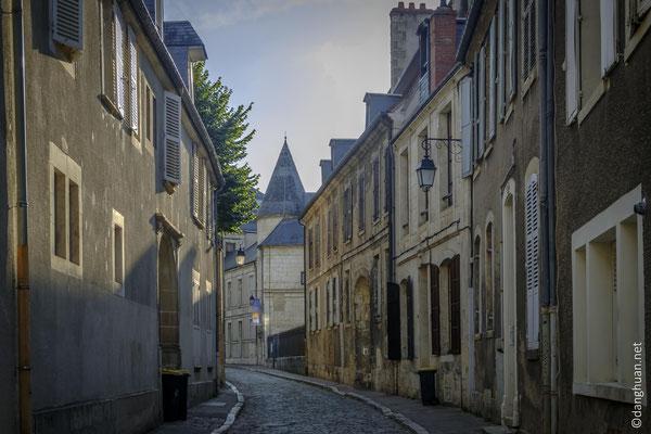 Les hôtels particuliers : fleurons de la renaissance à Bourges