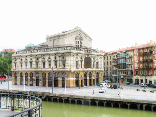 Bilbao - quartier de la Gare