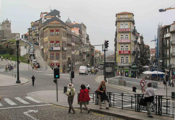 Porto - quartier de la Gare
