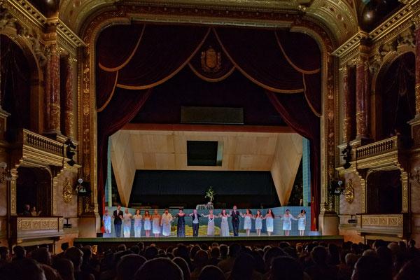 Elektra : un opéra d'un acte de Richard Strauss crée en 1909