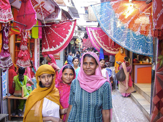 Bazar de Jaipur