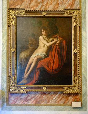 Musée Borghese Caravaggio - San Giovanni Battista