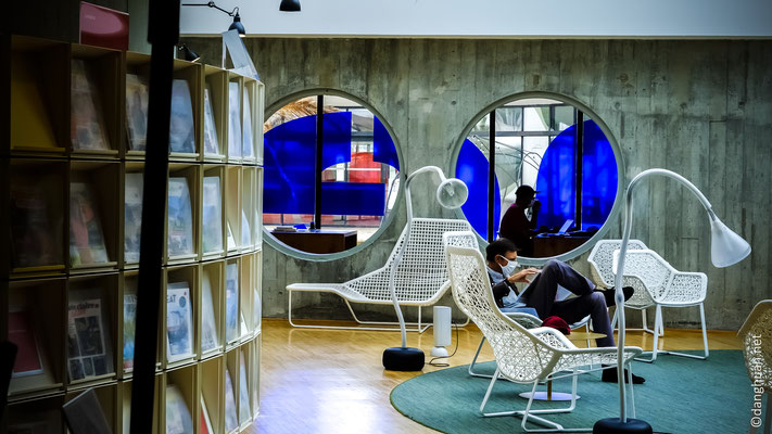 Bibliothèque Oscar Niemeyer