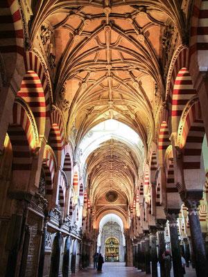 Cordoue - Cathédrale Mosquée