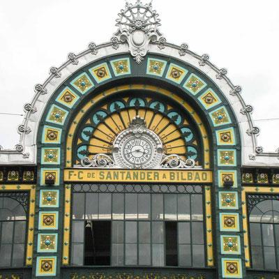 Bilbao - la Gare