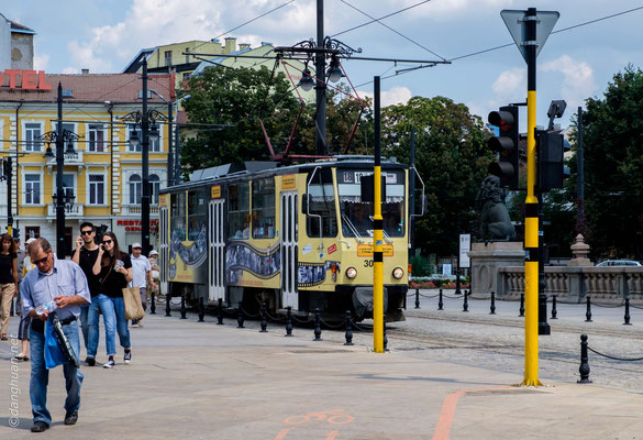 Sofia - tramway