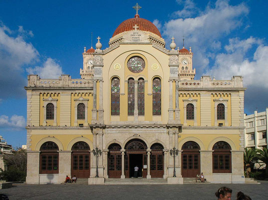 Crète - Heraklion - Eglise St Catherine