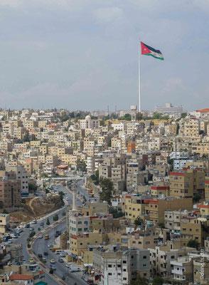 La capitale Amman