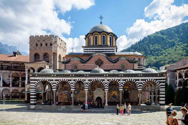 Monastère de Rila - Eglise de la Nativité